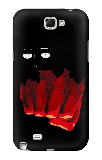 Printed One Punch Man Fight Samsung Note 2 Case