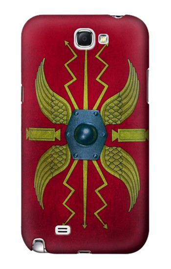Printed Roman Shield Scutum Samsung Note 2 Case