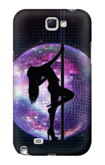 Printed Sexy Disco Dancer Samsung Note 2 Case
