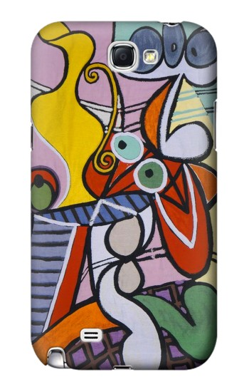 Printed Picasso Nude and Still Life Samsung Note 2 Case