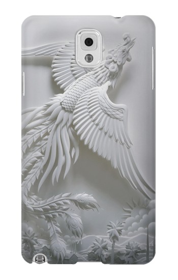 Printed Phoenix Carving Samsung Note 3 Case