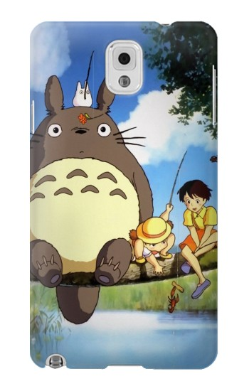 Printed Totoro and Friends Samsung Note 3 Case