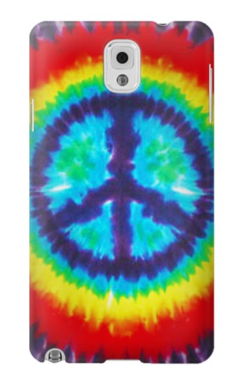 Printed Tie Dye Peace Samsung Note 3 Case