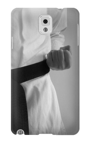 Printed Black Belt Karate Samsung Note 3 Case