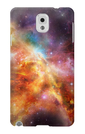 Printed Nebula Rainbow Space Samsung Note 3 Case