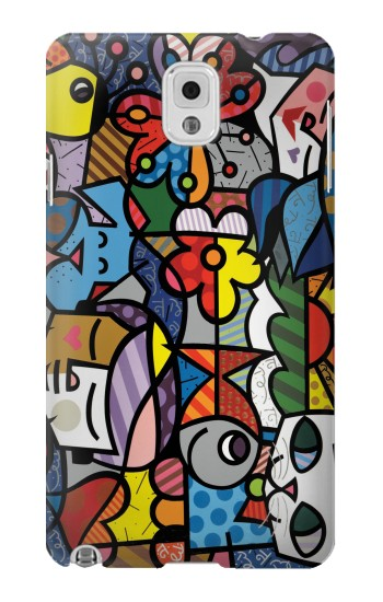 Printed Mosaic Colourful Samsung Note 3 Case