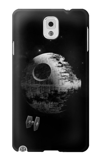 Printed Star Aircraft Planet Samsung Note 3 Case