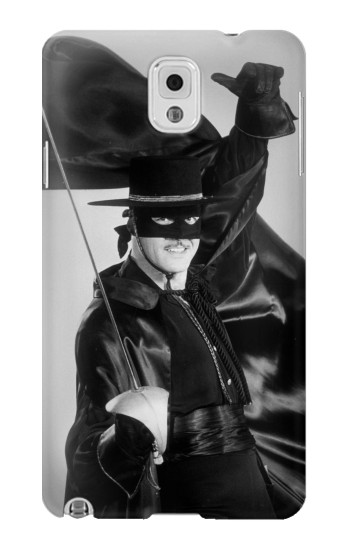 Printed The Mark Of Zorro Samsung Note 3 Case
