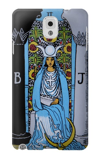 Printed High Priestess Tarot Card Samsung Note 3 Case