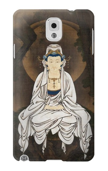 Printed Kano White Robed Kannon Samsung Note 3 Case