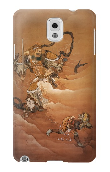 Printed Bishamonten Pursuing An Oni Samsung Note 3 Case