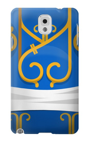 Printed Chun Li Blue Dress Samsung Note 3 Case