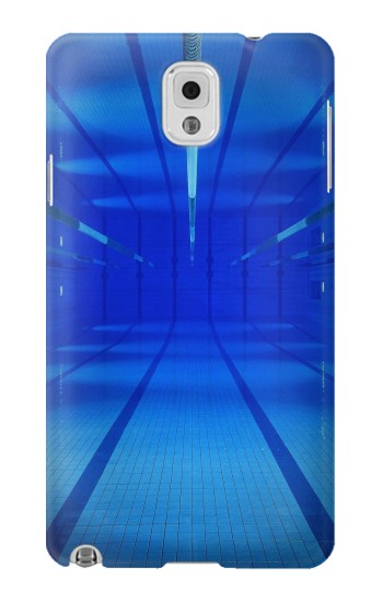 Printed Swimming Pool Under Water Samsung Note 3 Case