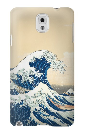 Printed Under the Wave off Kanagawa Samsung Note 3 Case