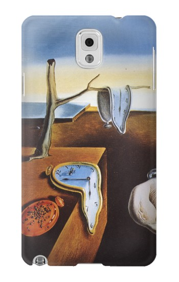 Printed Salvador Dali The Persistence of Memory Samsung Note 3 Case