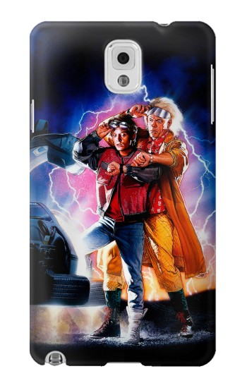 Printed Back to the Future Samsung Note 3 Case