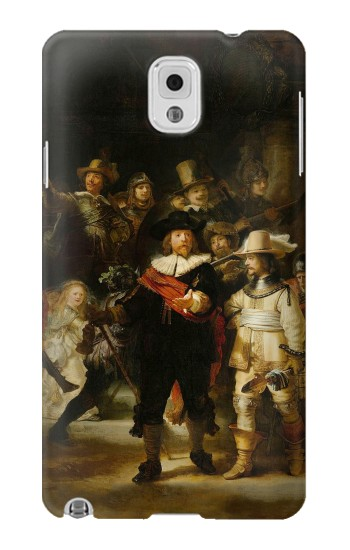 Printed The Night Watch Rembrandt Samsung Note 3 Case