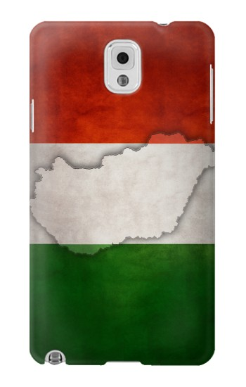 Printed Hungary Flag Samsung Note 3 Case