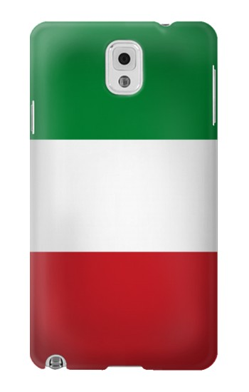 Printed Flag of Italy and Mexico Samsung Note 3 Case