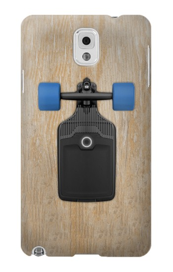 Printed Skateboard Samsung Note 3 Case