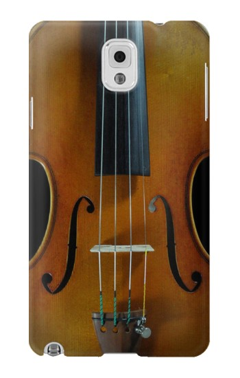 Printed Violin Samsung Note 3 Case