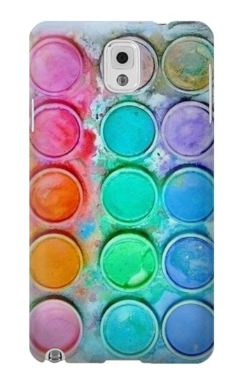 Printed Watercolor Mixing Samsung Note 3 Case