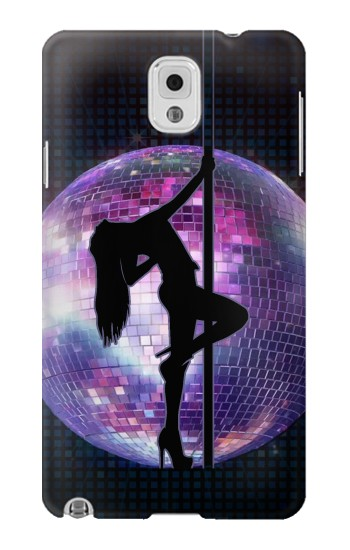 Printed Sexy Disco Dancer Samsung Note 3 Case