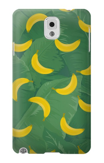 Printed Banana Fruit Pattern Samsung Note 3 Case