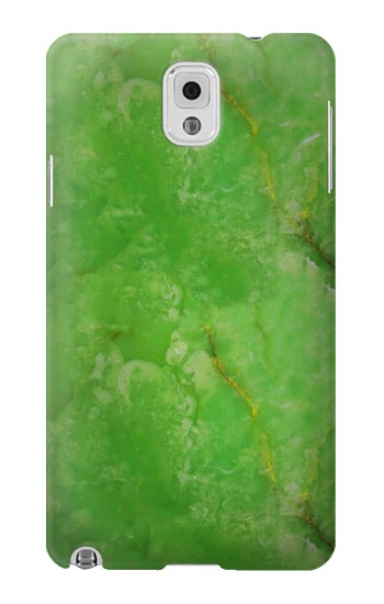 Printed Green Jade Printed Texture Samsung Note 3 Case
