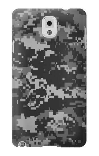 Printed Urban Black Camouflage Samsung Note 3 Case
