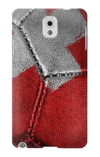 Printed Switzerland Flag Vintage Football 2018 Samsung Note 3 Case