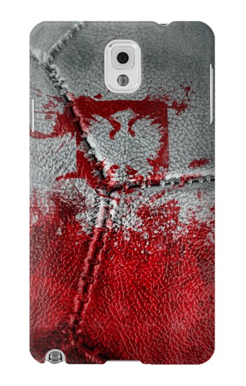 Printed Poland Flag Vintage Football 2018 Samsung Note 3 Case