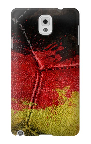 Printed Germany Flag Vintage Football 2018 Samsung Note 3 Case