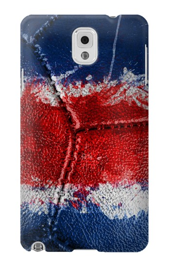 Printed Costa Rica Flag Vintage Football 2018 Samsung Note 3 Case