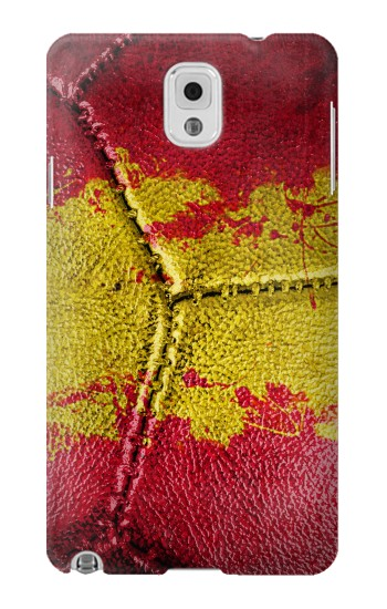 Printed Spain Flag Vintage Football 2018 Samsung Note 3 Case