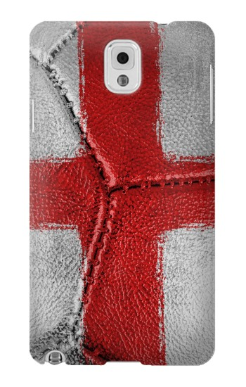 Printed England Flag Vintage Football 2018 Samsung Note 3 Case