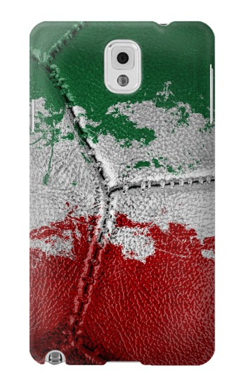 Printed Italy Flag Vintage Football 2018 Samsung Note 3 Case