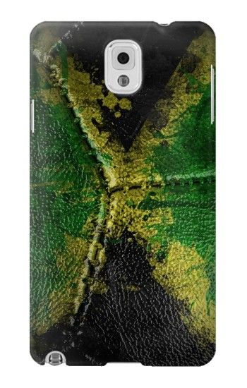Printed Jamaica Flag Vintage Football 2018 Samsung Note 3 Case