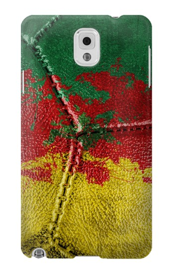 Printed Senegal Flag Vintage Football 2018 Samsung Note 3 Case