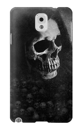 Printed Death Skull Samsung Note 3 Case
