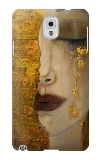Printed Gustav Klimt Golden Tears Samsung Note 3 Case