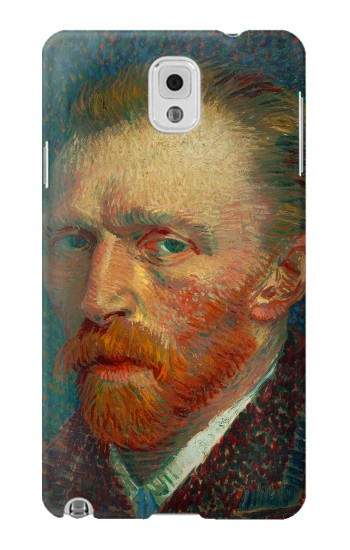 Printed Vincent Van Gogh Self Portrait Samsung Note 3 Case