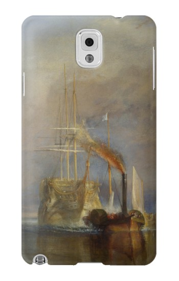 Printed Joseph Mallord William Turner The Fighting Temeraire Samsung Note 3 Case