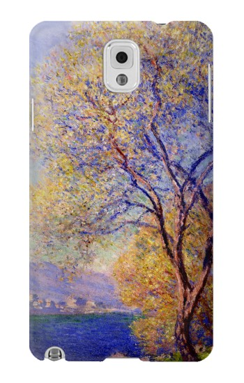 Printed Claude Monet Antibes Seen from the Salis Gardens Samsung Note 3 Case