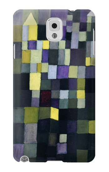 Printed Paul Klee Architecture Samsung Note 3 Case