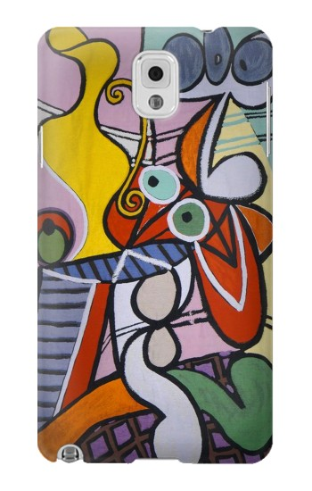 Printed Picasso Nude and Still Life Samsung Note 3 Case
