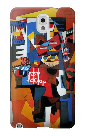 Printed Picasso The Bird Cage Samsung Note 3 Case