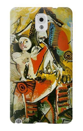 Printed Picasso Painting Cubism Samsung Note 3 Case
