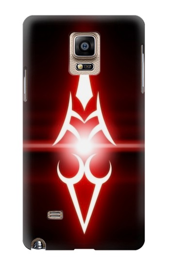 Printed Fate Stay Night Saber Command Spells Samsung Note 4 Case