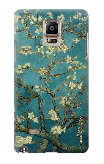Printed Blossoming Almond Tree Van Gogh Samsung Note 4 Case